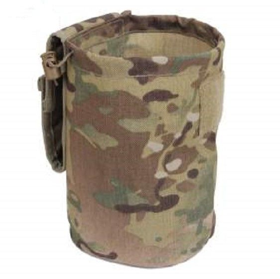 MOLLE Compatible Roll Up Dump Pouch